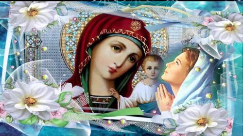 Сон Пресвятой Богородицы 13