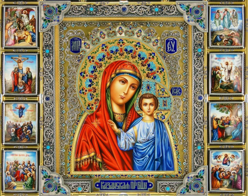 Сны Пресвятой Богородицы 18