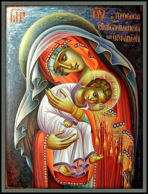 Сон Пресвятой Богородицы 34