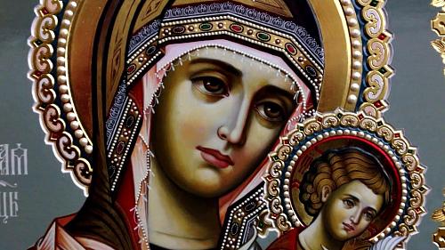 Сон Пресвятой Богородицы 15