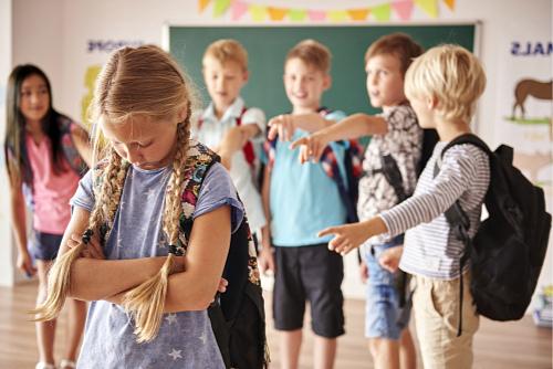 Как защитить ребенка в школе