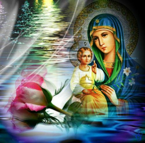 Сны Пресвятой Богородицы 35,36