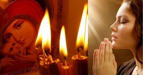 Молитвы о выздоровлении ребенка