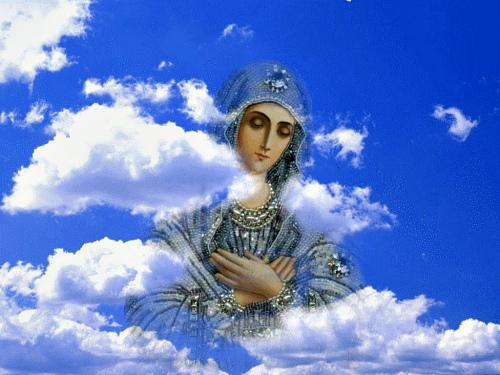 Шестьдесят первый Сон Пресвятой Богородицы