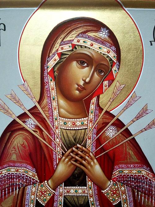 Сны Пресвятой Богородицы 41,42