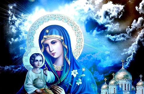 Сны Пресвятой Богородицы 48,49