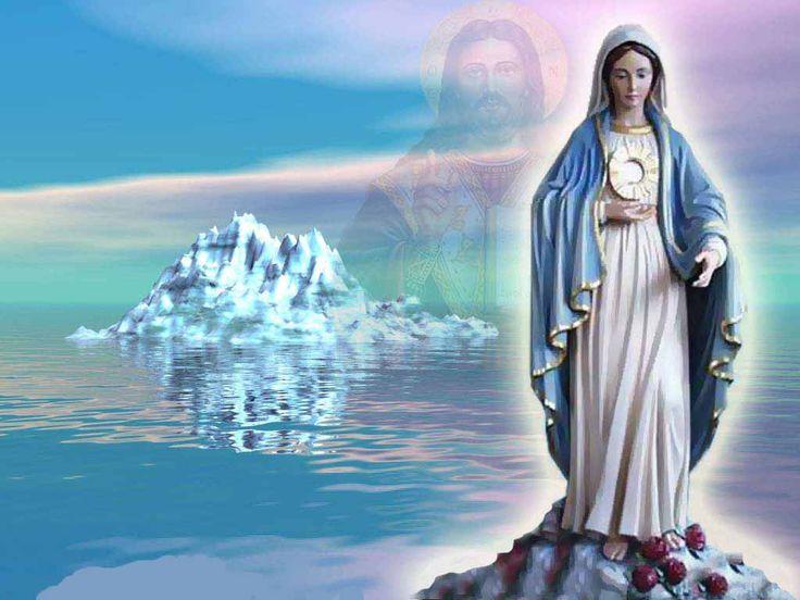 Сон Пресвятой Богородицы для чтения в июне
