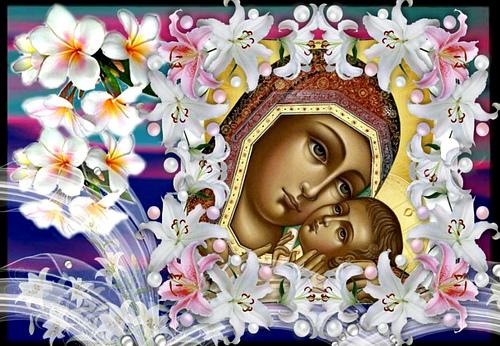 Сны Пресвятой Богородицы 53-59