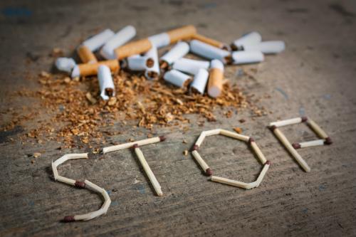 Молитвы от курения