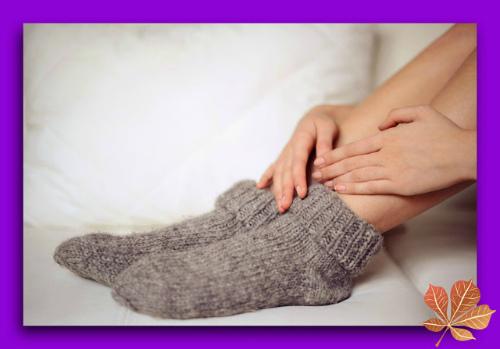 Если вас беспокоят холодные ноги