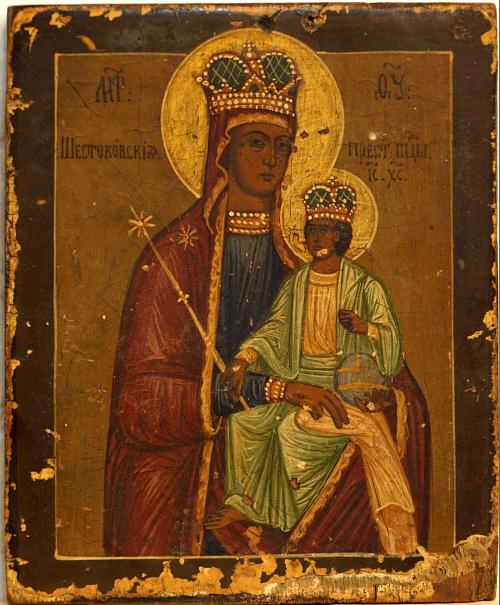 Молитва иконе Божьей Матери «Шестаковская» (Шелтомежская)