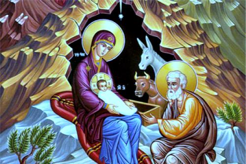 Сны Пресвятой Богородицы читаемые в первый день Нового года и Рождество