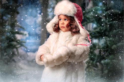 Рождественские молитвы и заговоры для детей