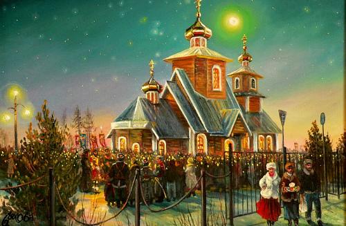 Старый Новый Год. Традиции и обряды