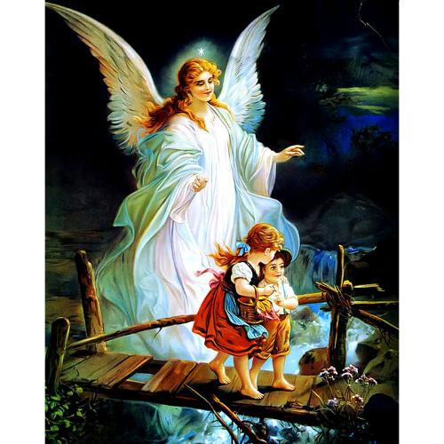 Молитвы Ангелу Хранителю