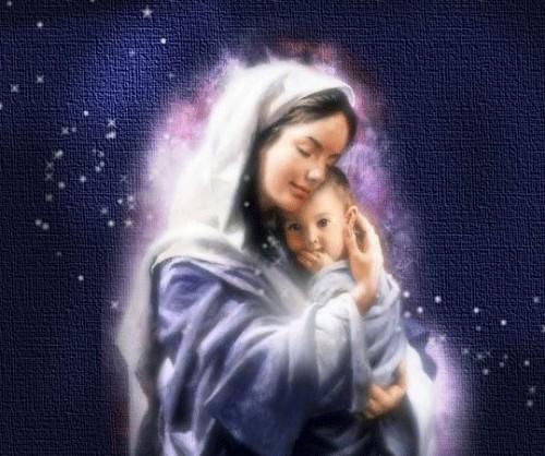 Сон Пресвятой Богородицы для чтения в феврале
