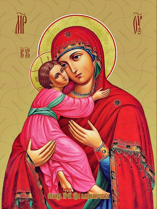 Заветный Сон Пресвятой Богородицы на вторник