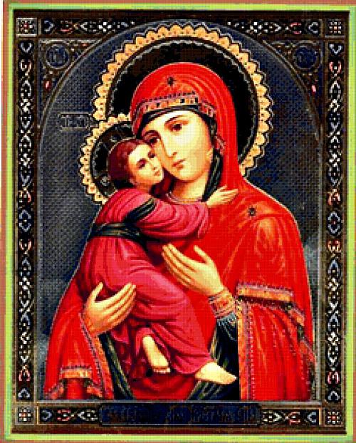 Заветный Сон Пресвятой Богородицы на четверг