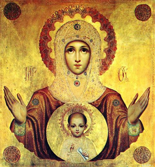 Заветный Сон Пресвятой Богородицы на субботу